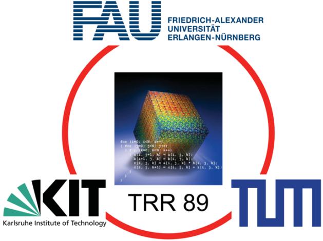 Logo des TRR 89