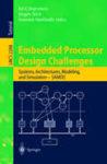 Bild vom Buch Embedded Processor Design Challenges