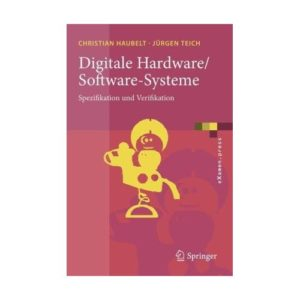 Bild vom Buch Digitale Hardware/Software-Systeme