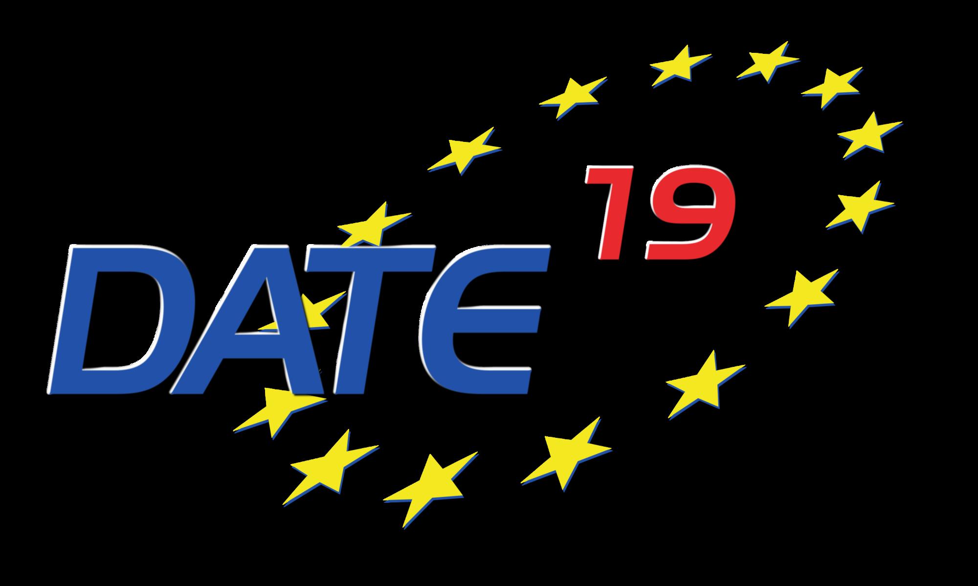 Logo der DATE Konferenz